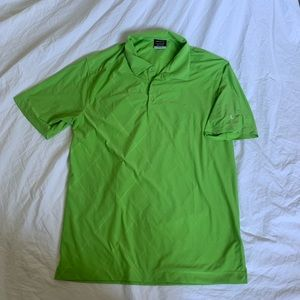 Men's Nike Golf Polo Shirt In Good Condition